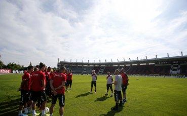 Локомотив София се справи с Надежда в контрола