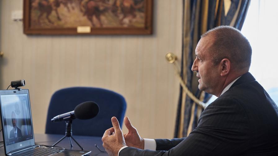 Радев: Талантливите млади хора са доказателство, че в България трябва да се инвестира