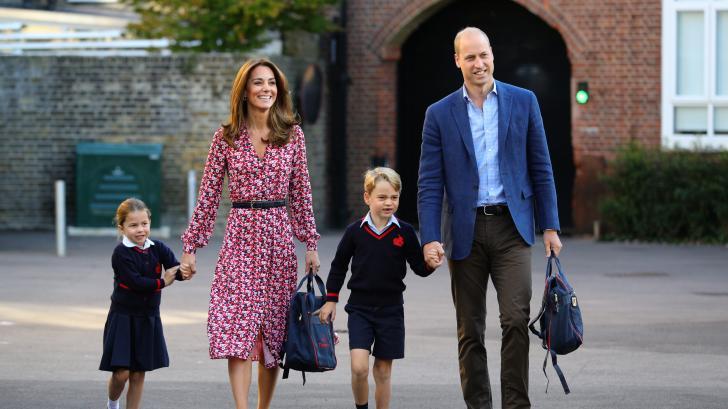 Правилата на Кейт Мидълтън и принц Уилям за добро възпитание на деца