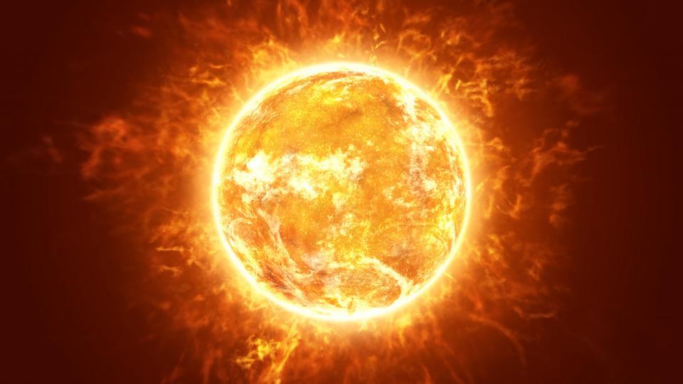слънце затъмнение