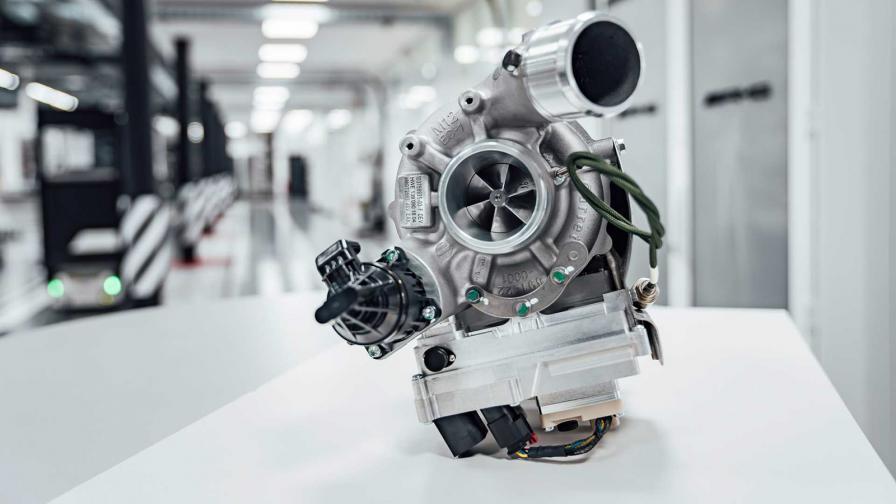 <p>Mercedes-AMG елиминира турбо дупката</p>
