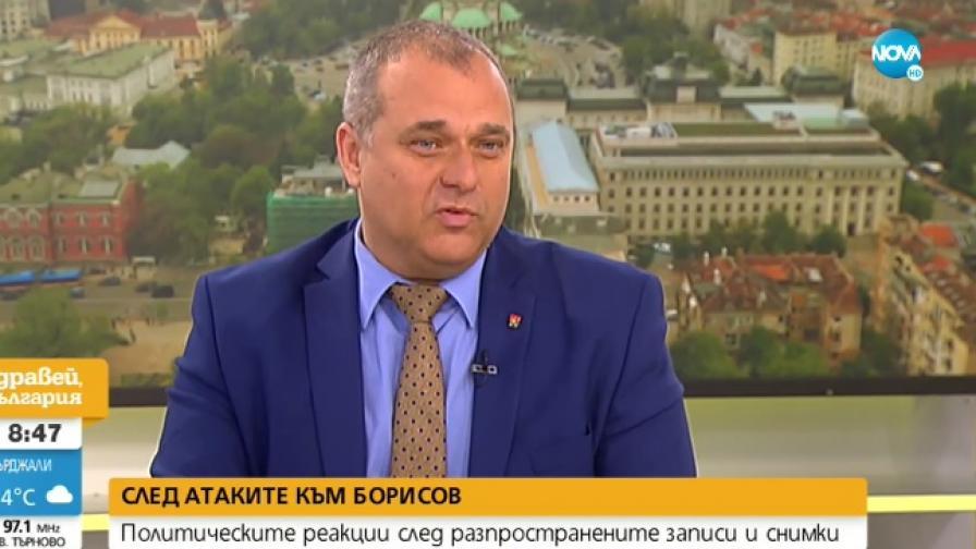 Искрен Веселинов, Обединени патриоти