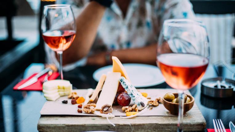 С каква храна се съчетават различните вина