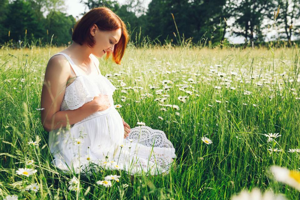 бременност лято