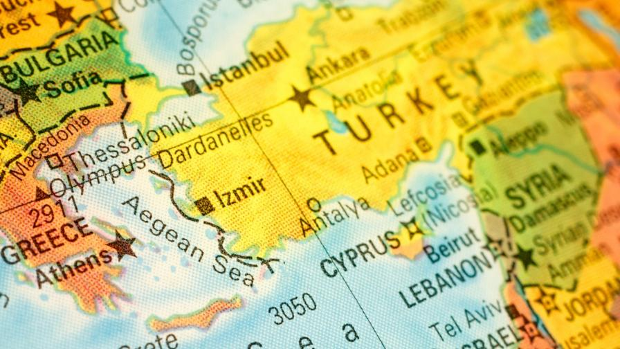 Конфликтът Гърция - Турция. НАТО се намеси