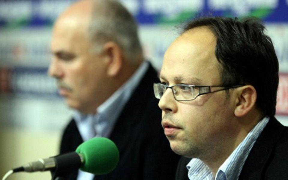 Христо Апостолов ще бъде оперативен директор на Национална волейболна лига.