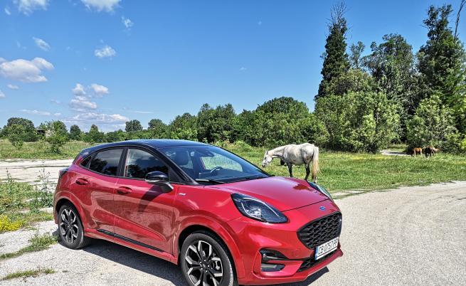 Ford Puma е новият върховен хищник при компактните кросоувъри (тест драйв)