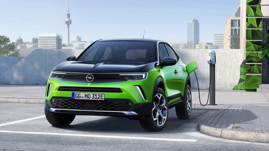 <p>Електрическата Opel Mokka е кардинално нова</p>
