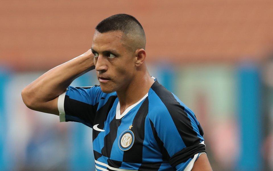 Отборът на Манчестър Юнайтед обяви, че преотстъпените в Интер и