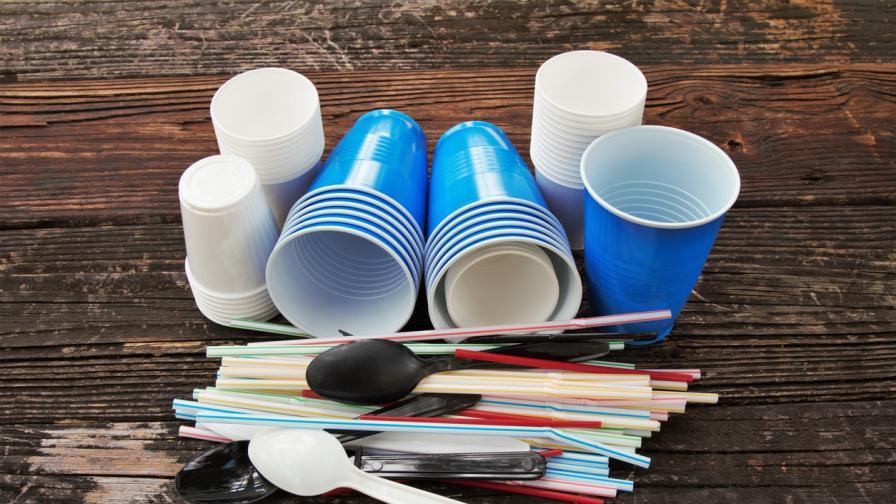 Германия забранява пластмасовите изделия за еднократна употреба