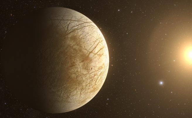 Кое е най-доброто място за търсене на извънземен живот