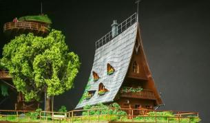 <p>Българин създаде мечтаното село (СНИМКИ)&nbsp;&nbsp;</p>
