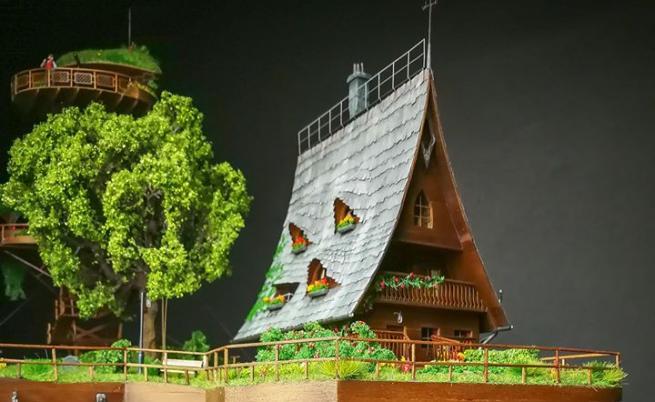 Българин създаде мечтаното село (СНИМКИ)