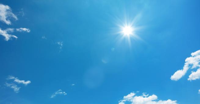 България Слънце и високи температури, докога Какво време ни очаква