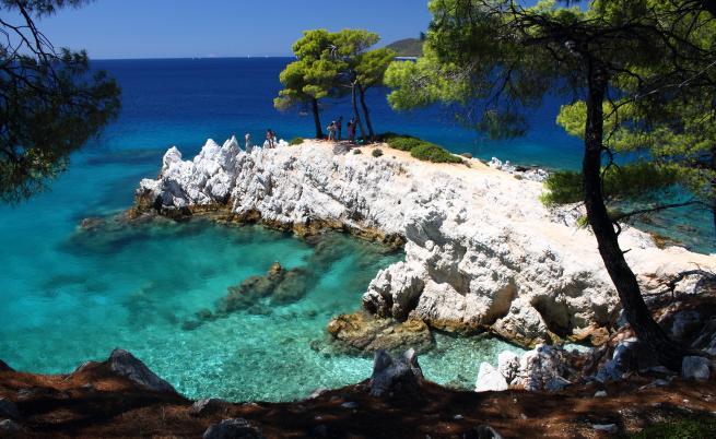 Скопелос, Гърция