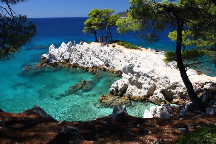 Скопелос Гърция