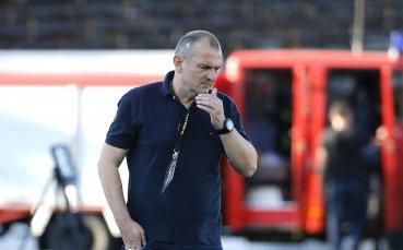 Забраниха на играчи и треньори в Славия да говорят пред медиите