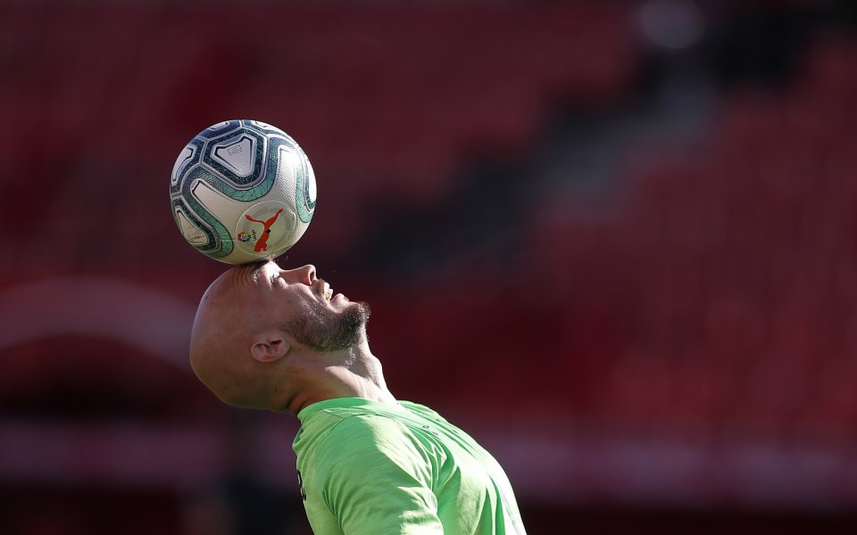 Привличането на нов вратар е сред приоритетите на Атлетико Мадрид
