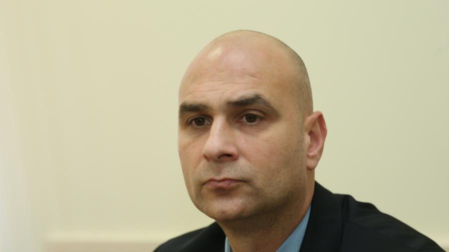 Старши комисар Любомир Янев