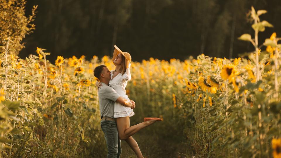 лято жена любов
