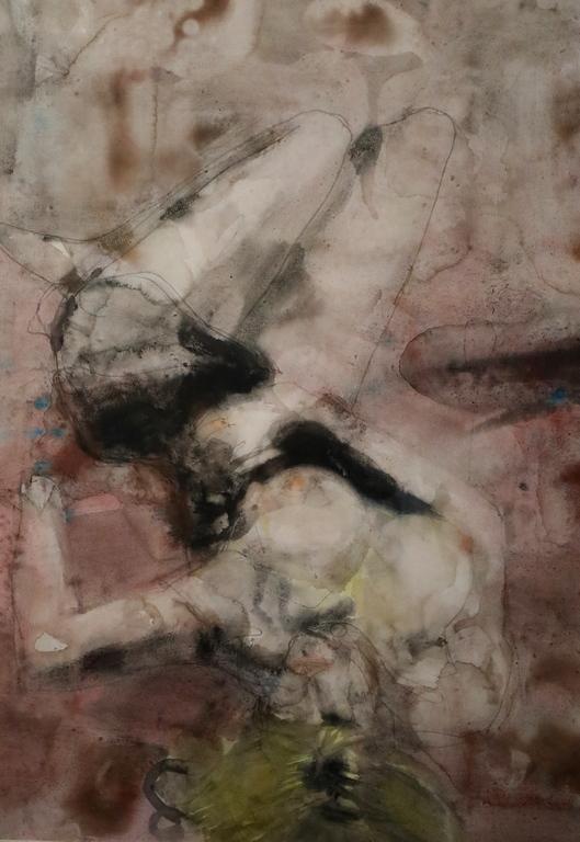 <p>Изтънчена еротика в галерията на Ники Младжов</p>
