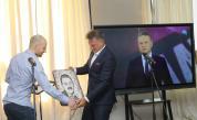Николай Дойнов грабна приза в категория