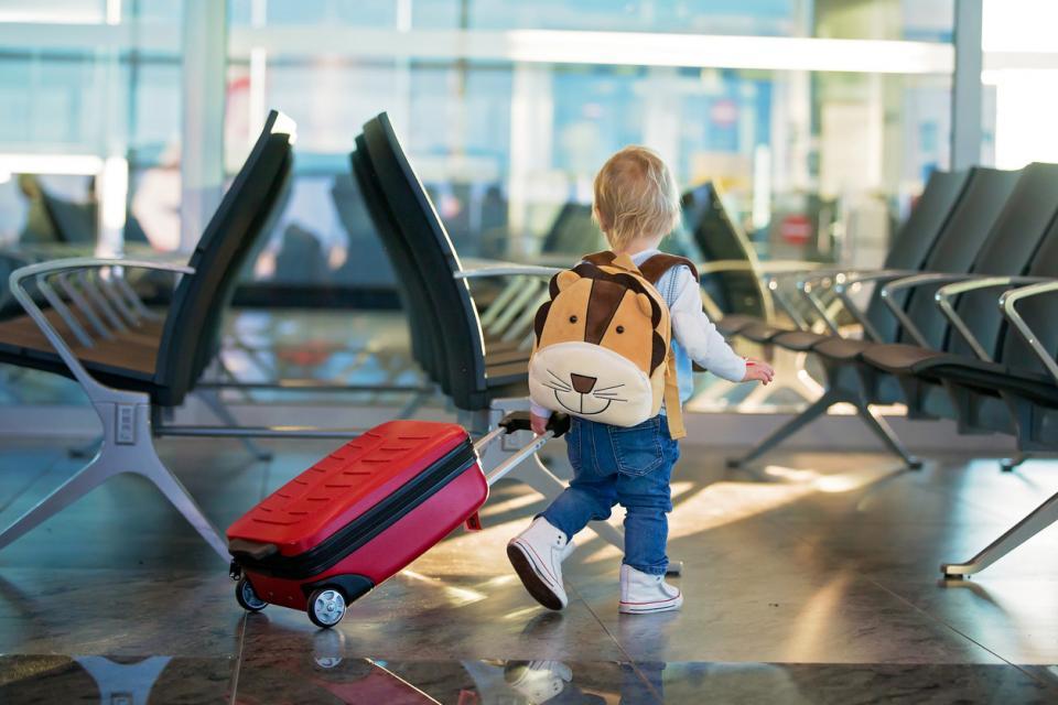 дете пътуване