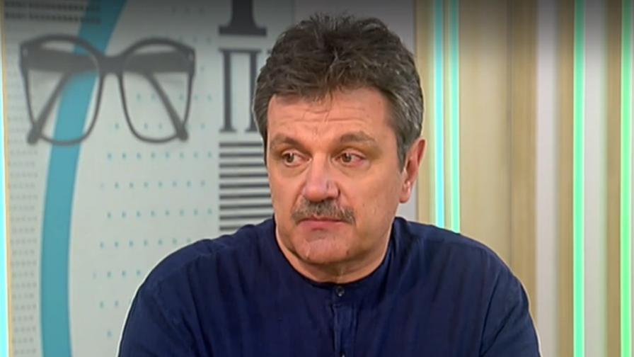 Д-р Симидчиев за заразата с коронавируса: Става по-дифузно