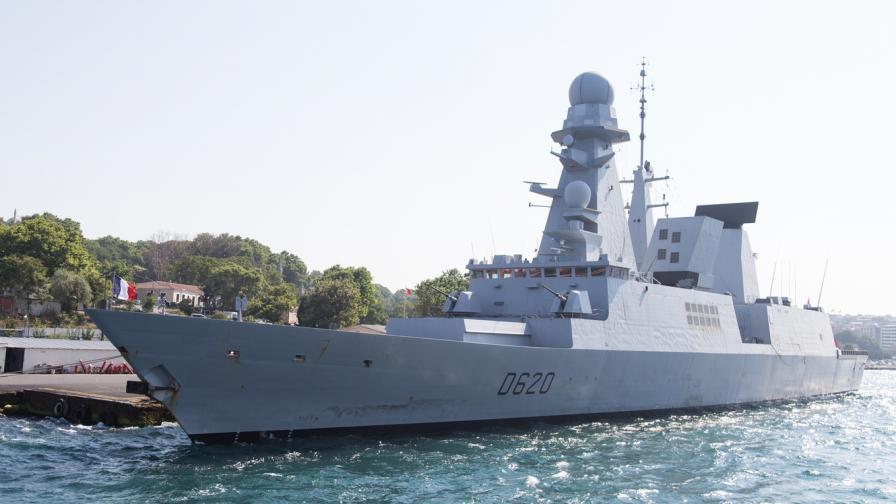 Огромен скандал на Франция с Турция разтърси НАТО