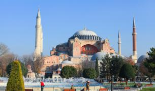 <p>Какво реши турският съд за &quot;Света София&quot;</p>