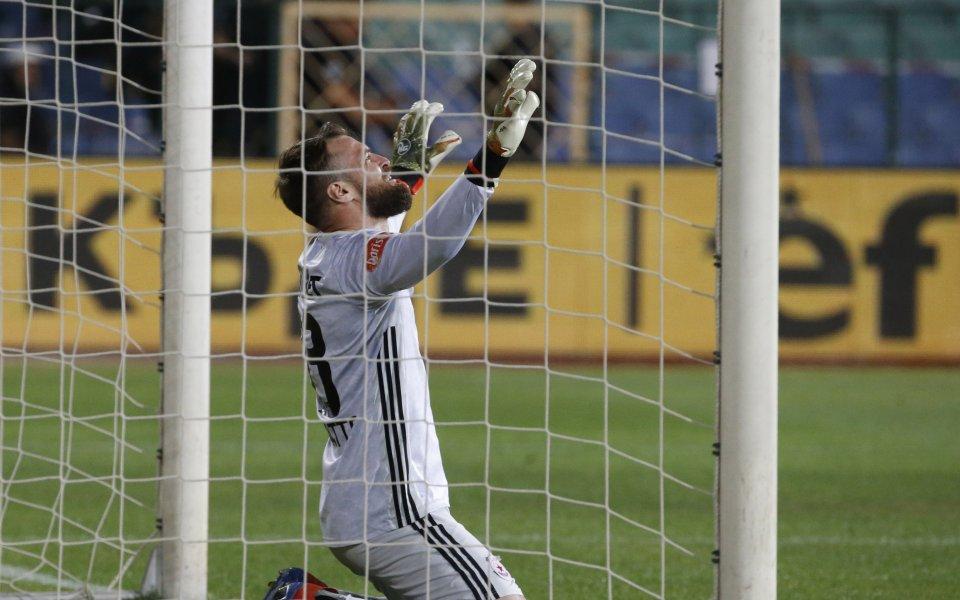 Офанзивният халф наЛокомотив ПловдивЛукас Салинасзаяви, че след финала за Купата