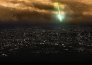 Метеор премина над Токио