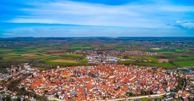 Любопитно Този град е изграден от 72 000 тона диаманти