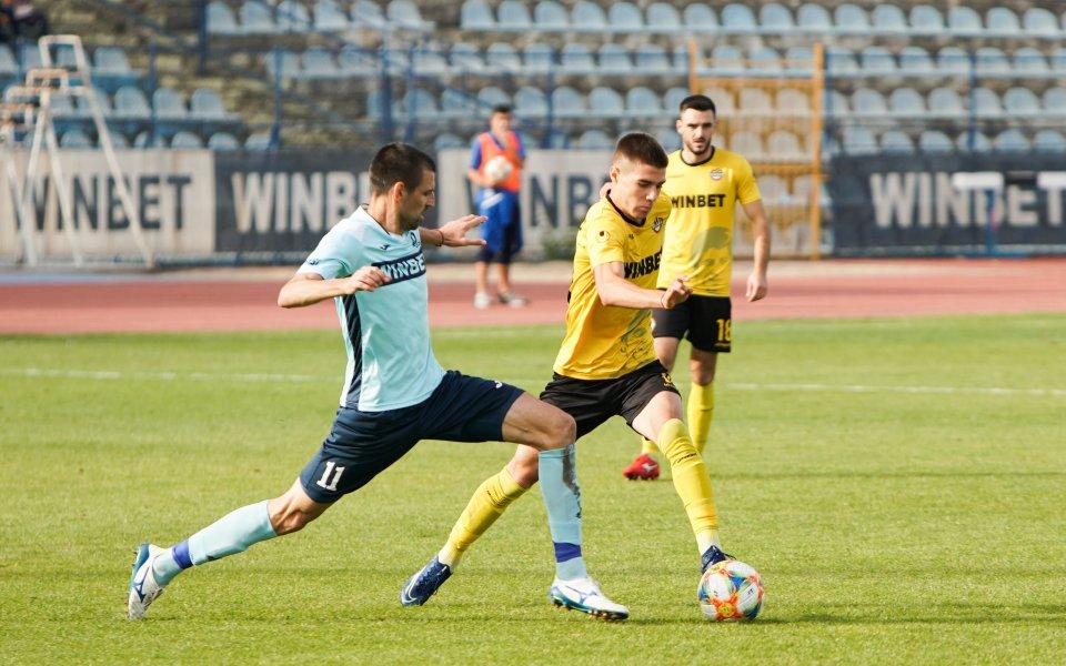 Отборът на Ботев Пловдив излиза срещу затъналия в проблеми Дунав