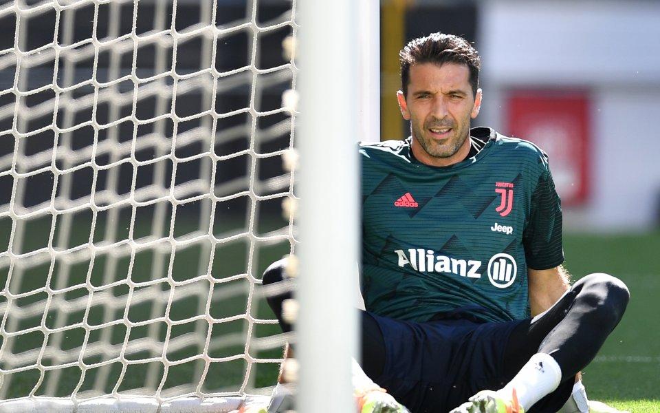 Вчера бе исторически ден за Серия А. Вратарят на Ювентус