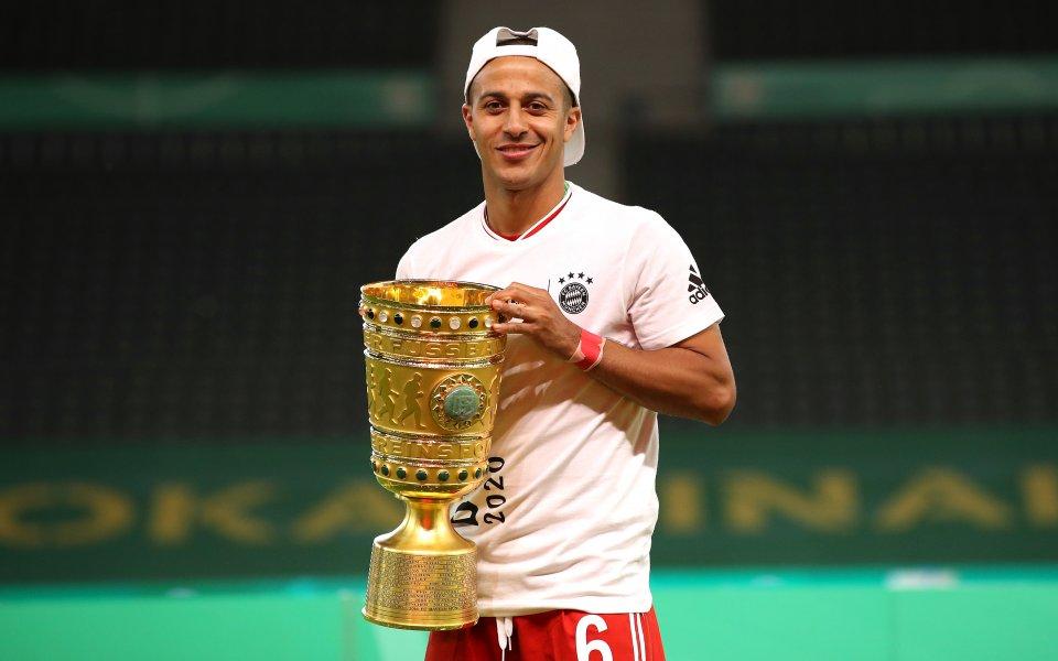 След финала за Купата на Германия вчера отново някои теми