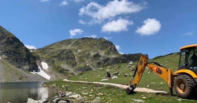 България МОСВ започна спешна проверка в Национален парк