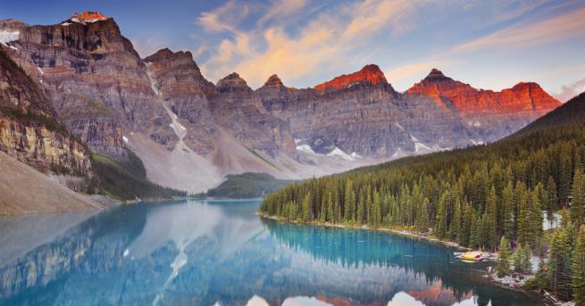 Любопитно Красотата на света: Планините, които ще ви възхитят Величествени