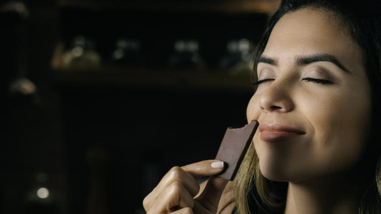 Сладки мисли за шоколада