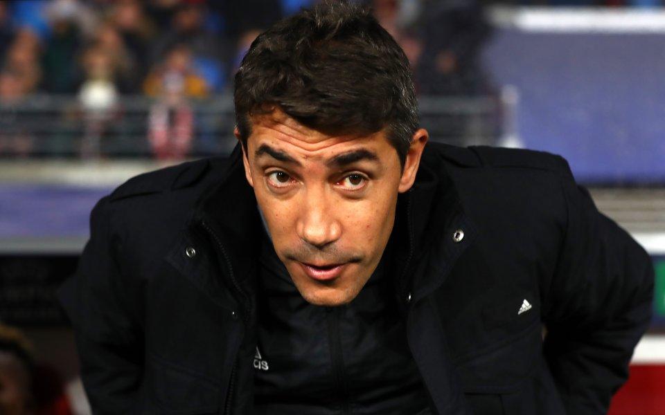 Верисимо остава начело на Бенфика до края на сезона