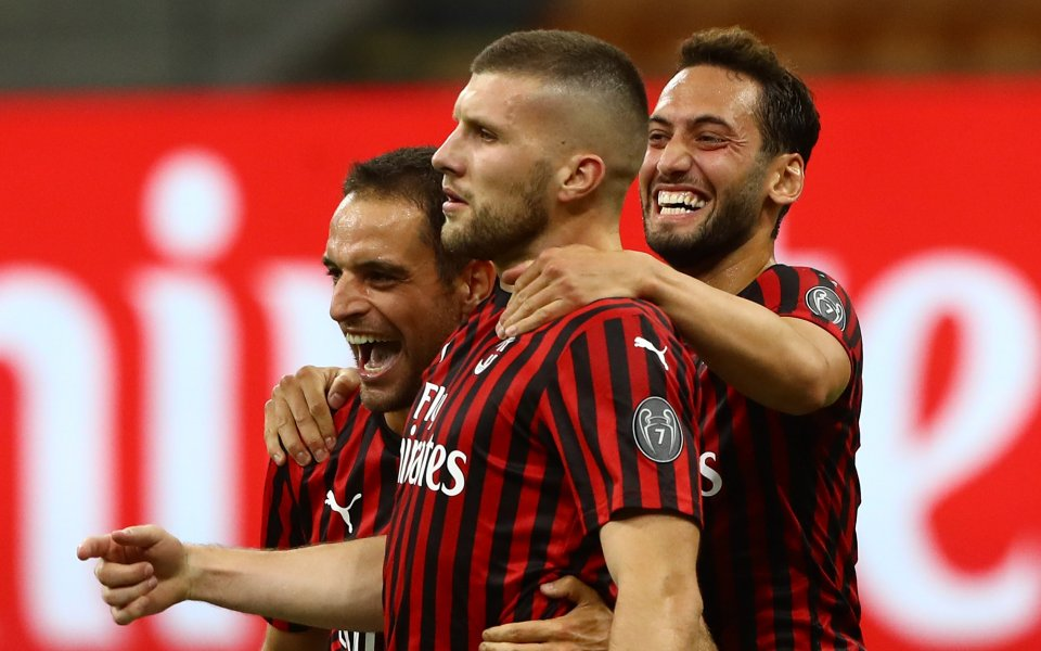 Ръководството на Милан е провело среща с агента на Анте