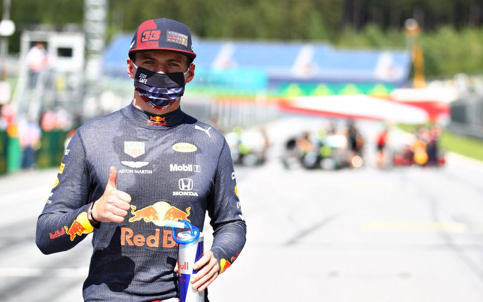 Макс Верстапен бе крайно разочарован от изхода на Гран при