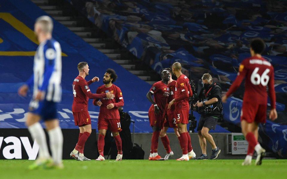 Новият шампион на Англия – Ливърпул, спечели визитата си на