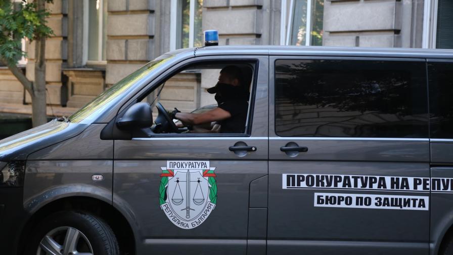 <p>Пламен Узунов е задържан</p>