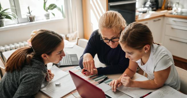 България Училищен психолог: Онлайн обучението скъси дистанцията родител-дете Темата коментира