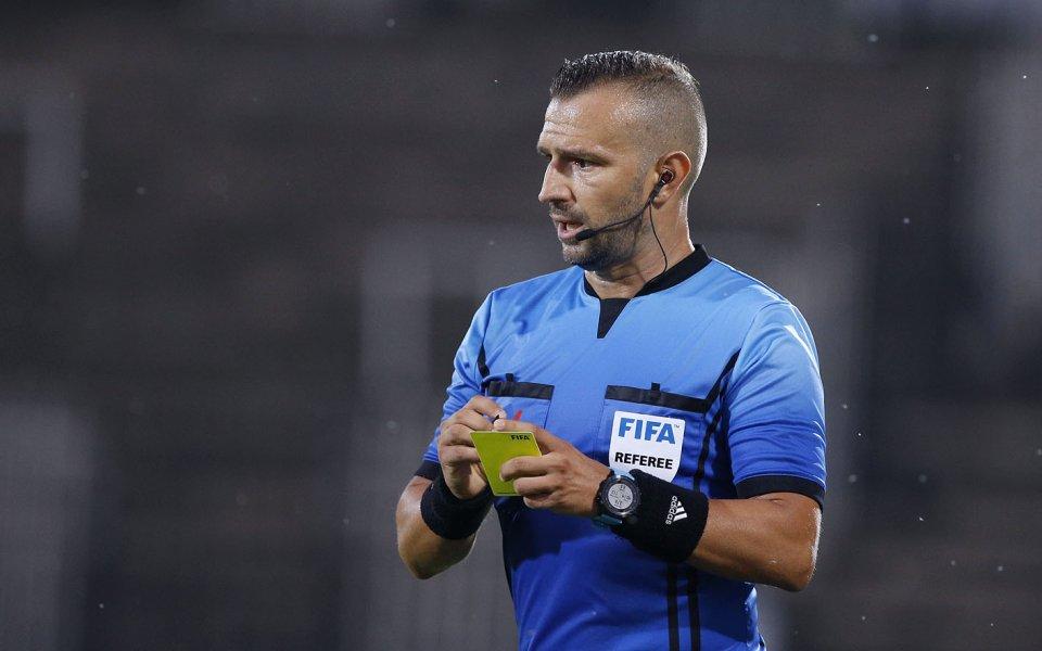 Спортният директор на Локомотив Пловдив Георги Иванов – Гонзо също