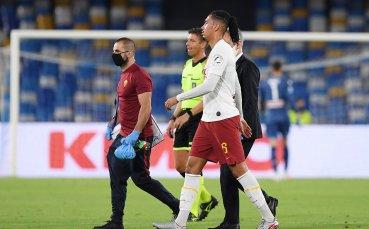 Рома и Юнайтед приключват сагата за Смолинг