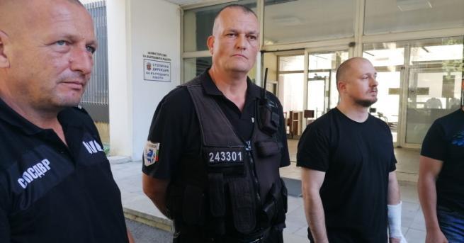 България МВР пусна снимки, видео и коментари на пострадали снощи