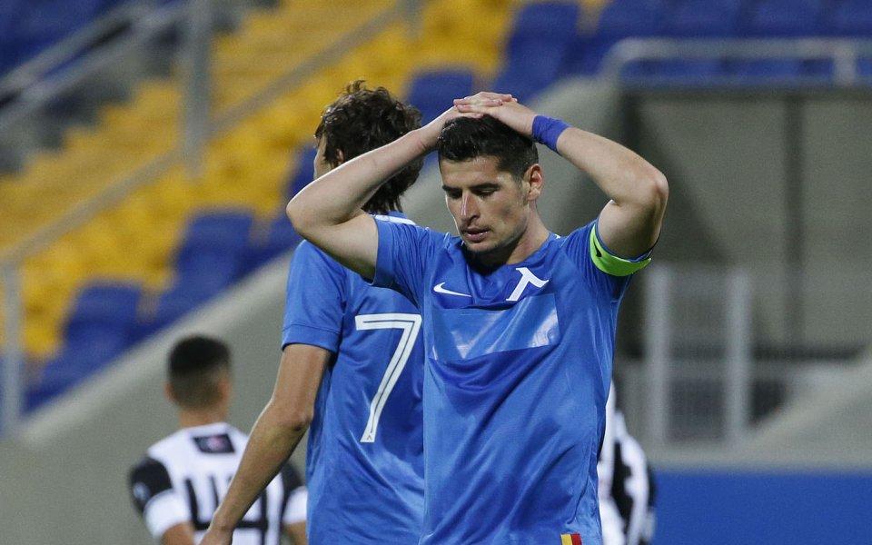 Отборътна Локомотив Пловдив се наложи с 2:1 над Левскиисложи край