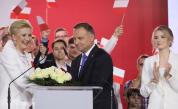 Анджей Дуда печели президентските избори в Полша